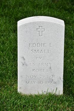 Eddie L Small