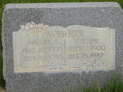 John Royal Averett