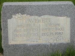 HayDee Maria <I>Bertelson</I> Averett