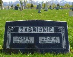 John Henry Zabriskie