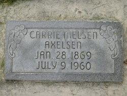 Carrie Nielson <I>Jeppson</I> Axelsen