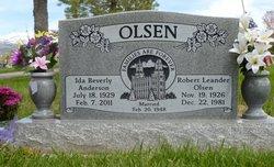 Robert Leander Olsen