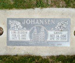 Lori <I>Hudson</I> Johansen