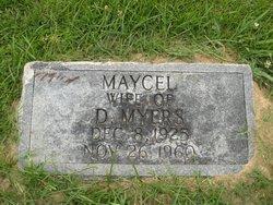 Maycel Gene <I>Charles</I> Myers