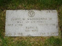 James W. Wadsworth, Jr
