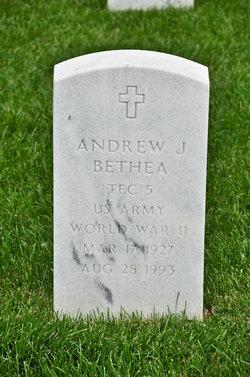 Andrew J Bethea