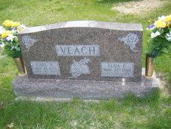 Elva Edith <I>Casey</I> Veach