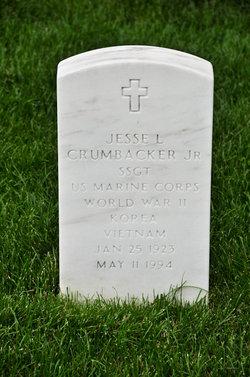 Jesse L Crumbacker, Jr