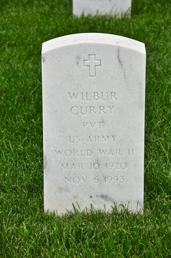 Wilbur Curry