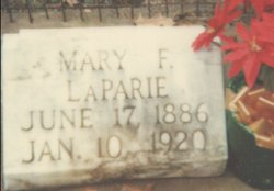 Mary Frozine <I>LaParie</I> Normand