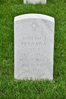 Joseph J Ferrara