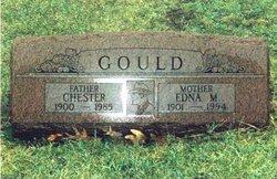 Edna M. <I>Gauger</I> Gould