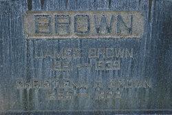 James Brown, Sr