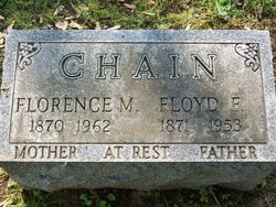 Florence M <I>Lodge</I> Chain