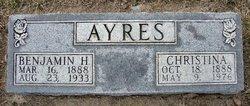 Benjamin Harrison Ayres
