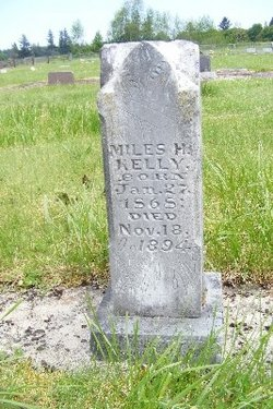 Miles Hale Kelly