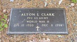 PFC Alton Clark