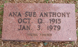 Ana Sue Anthony