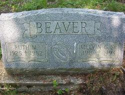 Ruth M <I>Ritter</I> Beaver