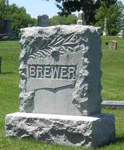 """Jane """"Jennie"""" <I>Chitty</I> Brewer"""