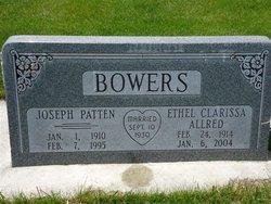 Ethel Clarissa <I>Allred</I> Bowers