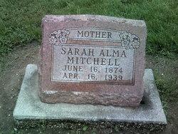 Sarah Alma <I>Turpin</I> Mitchell