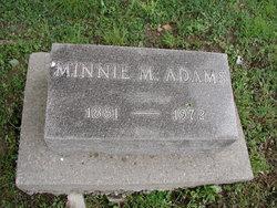 Minnie May Adams