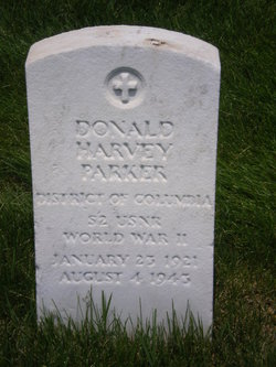 SMN Donald Harvey Parker
