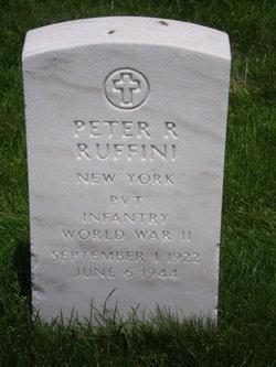Peter R Ruffini