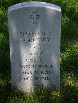 Nathan J Toretsky