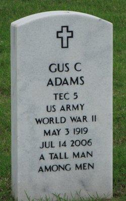 Gus Cloud Adams