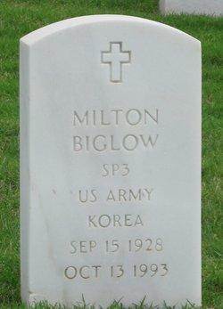 Milton Biglow