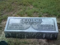Caroline Belinda <I>Foster</I> Crouch