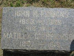 John H Emmons