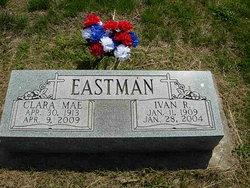 Mrs Clara Mae <I>West</I> Eastman