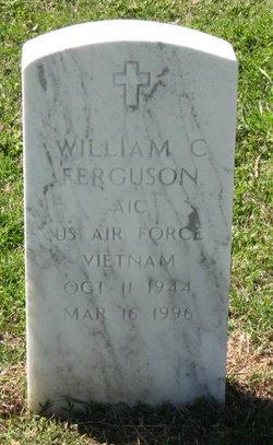 William C Ferguson