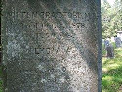 Lydia Ann <I>Morse</I> Bradford