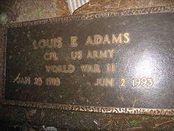 Louis E. Adams