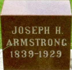Joseph H Armstrong