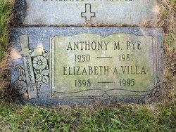 Anthony M. Pye