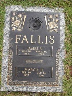 """Margaret Mary """"Margie"""" <I>Hogan</I> Fallis"""
