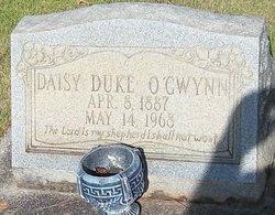 Daisy Pearl <I>Duke</I> O'Gwynn