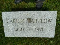 """Caroline """"Carrie"""" <I>Glidewell</I> Bartlow"""