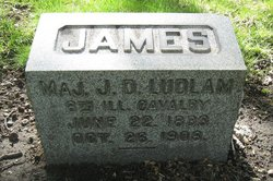 Maj James Dennis Ludlam