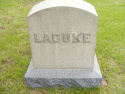 Annie Laura <I>Pickering</I> Laduke