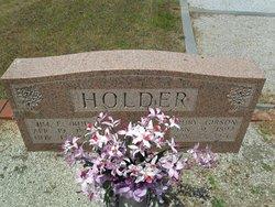 Ruby L. <I>Gibson</I> Holder
