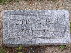 John W Ball
