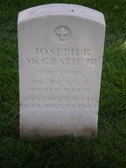 Joseph R McGrath, Jr
