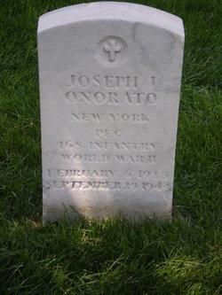PFC Joseph J. Onorato