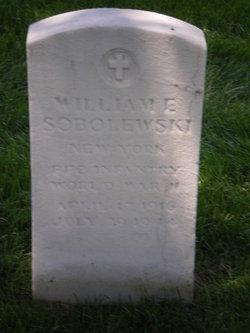 William E Sobolewski